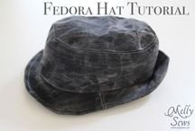 Hat patterns / by Victoria Mansfield