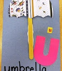 "Letter Studies: ""U"" / by Courtney Nelson"