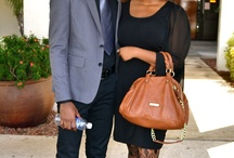 Couples / by Big Beautiful Black Girls
