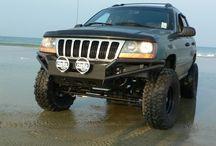 Cherokee Bumper