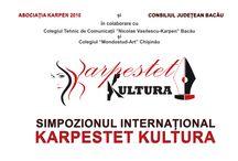 Karpestet Kultura / Proiectul Karpestet Kultura se înscrie în preocupările colectivului de la Colegiul Tehnic de Comunicații Nicolae Vasilescu-Karpen [www.ctcnvk.ro] de a transforma această instituție într-un centru de promovare a fenomenului cultural băcăuan.