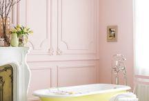 Color series: pink poudre