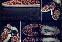 RoKa Shoes / #zapatospersonalizados #pisahuevos