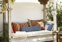 dream home {sleeping porch}