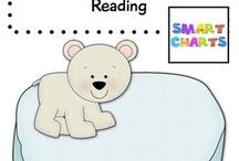 Kindergarten Arctic animals