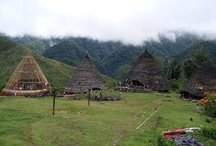 Beautiful Indonesia / My beautiful country... some of these I've been to, but most I have not.