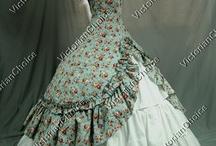 Dresses during the civil war