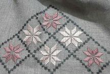 Needlework lovely