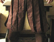 piratical garb for Justin