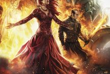 Magali Villeneuve. A Song of Ice and Fire.
