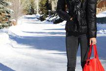 Winter Wardrobe  / by Jenna Rideout