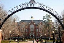 St Norbert College / De Pere, Wisconsin, USA