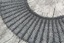 Beaded netting