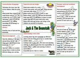 EYFS Jack and The Beanstalk