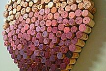 diy: cork crafts / by Laura Chappell
