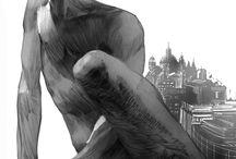 illustrations / amazing art