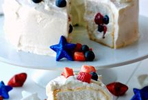 Patriotic Food/ Crafts / 4th of July recipes, crafts and ideas / by How to Have it All