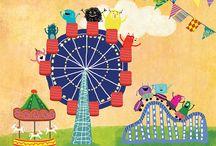 amusement park / amusementpark