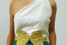 Cinturones / En este tablero encontrarás algunas de nuestras propuestas de #moda para #cinturones de #mujer.