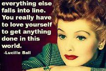 Lucille Ball / by Danielle Washington