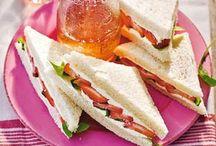 AH recepten - sandwiches