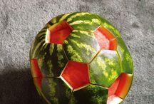Soccer food