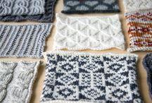 Knitting training