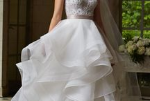 Wtoo Curve / Wtoo's Curve collection is created with the bodacious bride in mind, and the moment a curvy bride slips one of these gowns on, she will notice the difference. Visit www.mollysbridal.com for the collection