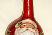 Calabazas de Navidad