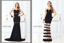 Ömür Özer / Cocktail Dresses & Evening Dresses 2014 Ömür Özer