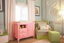 Fabulous Nurseries / I am crazy about kid's rooms and nurseries!  These are some fun ones I've found. / by Dawn Newbern