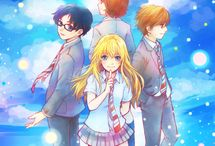 Anime- Your Lie In April