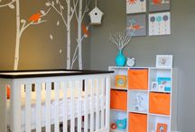 Baby Bedding & Nursery Ideas / Creating the ideal nursery for your baby can be fun yet a challenge. Hopefully we will give you some inspiration for your baby's nursery!