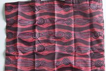 Aboriginal design Folding Bags / info@kullillaart.com.au for Order/Enquiry