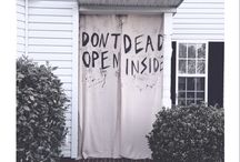 Occasion Ideas: Walking Dead Party