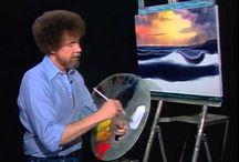 Обучение живописи маслом