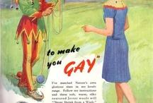 Wacky Vintage Ads