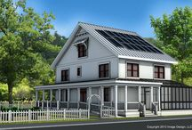 "The Nest House Project / The ""Nest"" House - A Living Build Challenge Project & Project LEED for Homes ""Platinum"" Project."