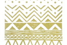 geometrical motifs