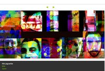 online dopamine compulsion / Art project