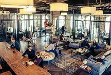 communal spaces