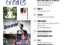 Mag Layout / Magazine Layout smple