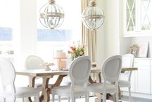 Dining / Eclectic dining room