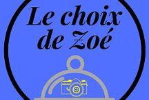 Le choix de Zoé