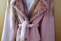 Fur & Faux Fur Coats Galore! / Our ever-changing collection of fur and faux fur coats!