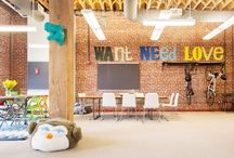 Startup Office Interior