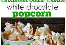 Popcorn / by Kerry Flury
