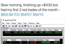 Trading Results / See updates on Warrior Trading results. We post our winners and our losers!