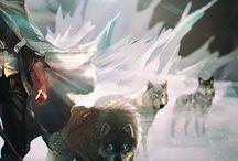 Winter scavenger