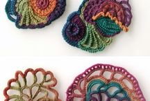 Crochet Freeform and Art